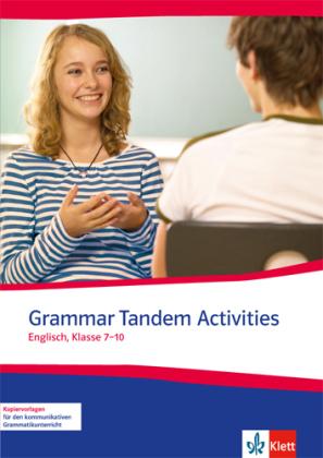 Grammar Tandem Activities