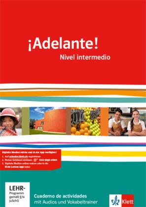 Nivel intermedio, Cuaderno de actividades m. Audio-CD u. Übungssoftware