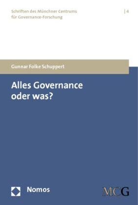 Alles Governance oder was?