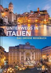 Unterwegs in Italien Cover