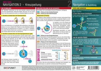 Navigation 2, Info-Tafel