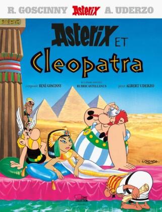 Asterix - Asterix et Cleopatra, Bd.6