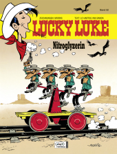 Lucky Luke - Nitroglyzerin Cover