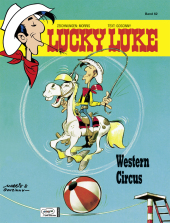 Lucky Luke - Western Circus Cover