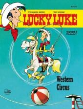 Lucky Luke - Western Circus Cover