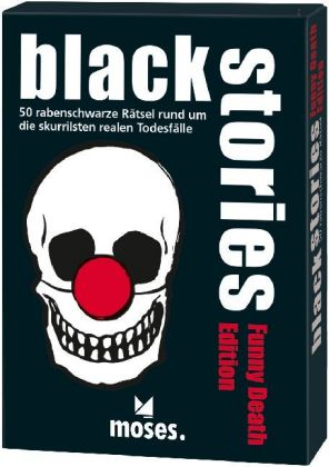 Black Stories, Funny Death Edition (Spiel)