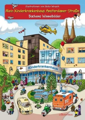 Mein Kinderkrankenhaus Amsterdamer Straße