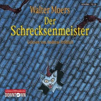 Der Schrecksenmeister, 12 Audio-CDs