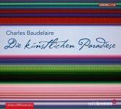 Die künstlichen Paradiese, 1 Audio-CD Cover