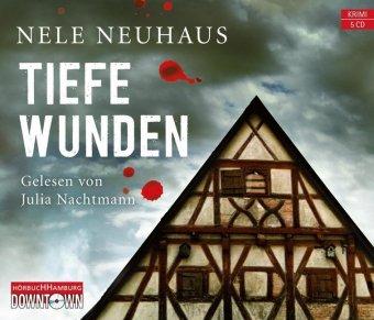 Tiefe Wunden, 5 Audio-CDs