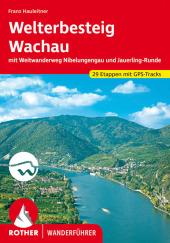 Rother Wanderführer Welterbesteig Wachau Cover