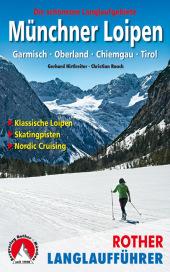 Rother Langlaufführer Münchner Loipen Cover