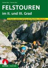 Rother Selection Felstouren im II. und III. Grad Cover