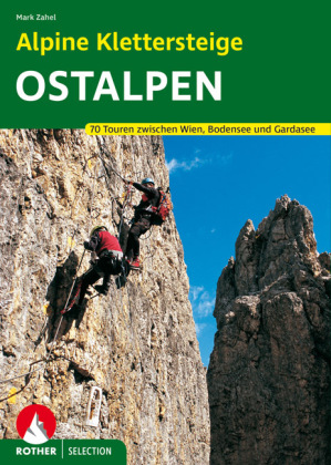 Rother Selection Alpine Klettersteige Ostalpen