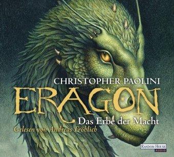 Eragon - Das Erbe der Macht, 26 Audio-CDs