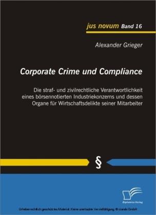 Corporate Crime und Compliance