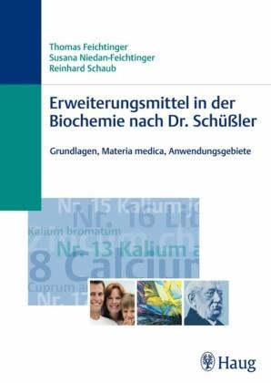 Erweiterungsmittel in der Biochemie nach Dr. Schüßler