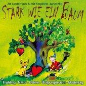 Stark wie ein Baum, Audio-CD Cover