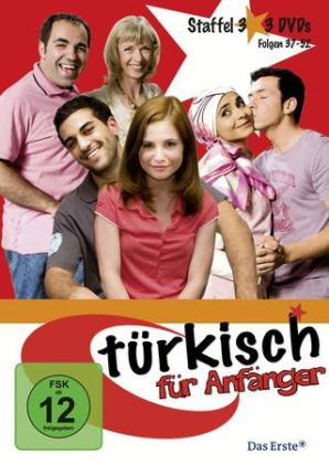 Staffel 3, 3 DVDs