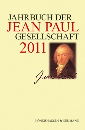 Jahrbuch der Jean-Paul-Gesellschaft 2011