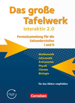 Das große Tafelwerk interaktiv 2.0, Westliche Bundesländer