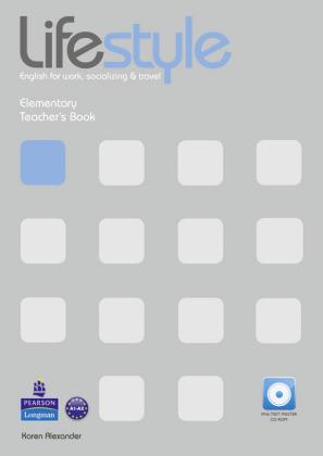 Teacher's Book, w. Test Master CD-ROM
