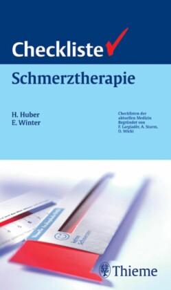 Checkliste Schmerztherapie
