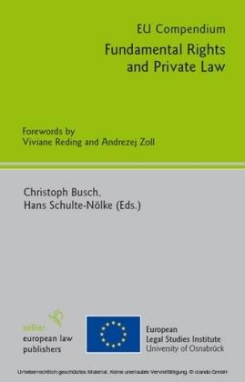 EU Compendium - Fundamental Rights and Private Law
