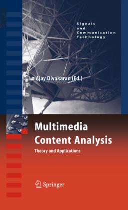 Multimedia Content Analysis
