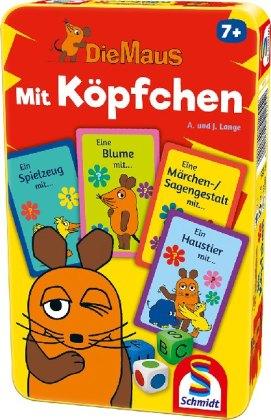 Die Sendung mit der Maus, Mit Köpfchen (Kinderspiel)
