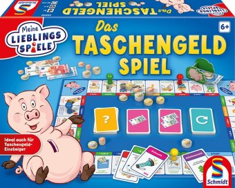 Das Taschengeld-Spiel (Kinderspiel)