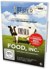 Food Inc., 1 DVD