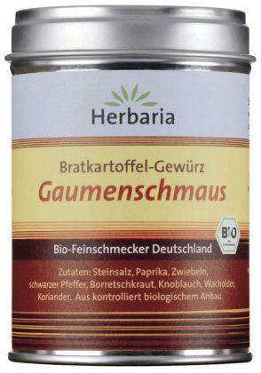 Gaumenschmaus, Bratkartoffel-Gewürz, 100 g