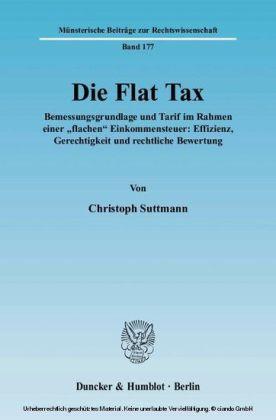 Die Flat Tax