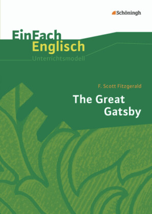 F. S. Fitzgerald: The Great Gatsby