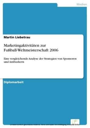 Marketingaktivitäten zur Fußball-Weltmeisterschaft 2006