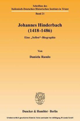 Johannes Hinderbach (1418-1486).