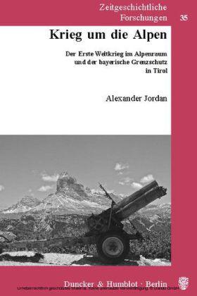 Krieg um die Alpen