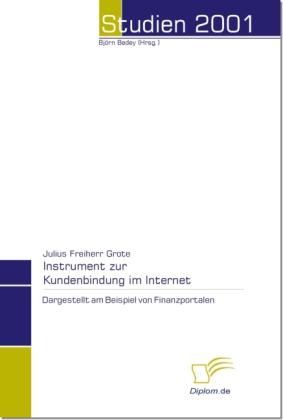Instrumente zur Kundenbindung im Internet