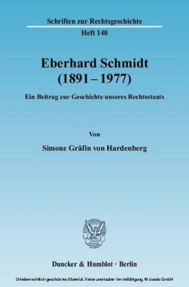 Eberhard Schmidt (1891-1977)