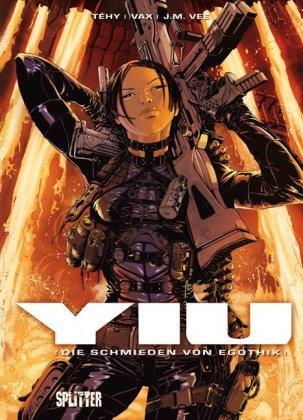 Yiu - Der Inquisitor und die Dunkelheit