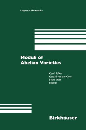 Moduli of Abelian Varieties