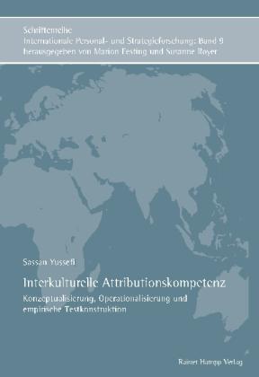Interkulturelle Attributionskompetenz