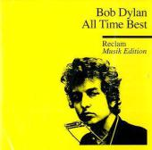 Bob Dylan - All Time Best, 1 Audio-CD Cover