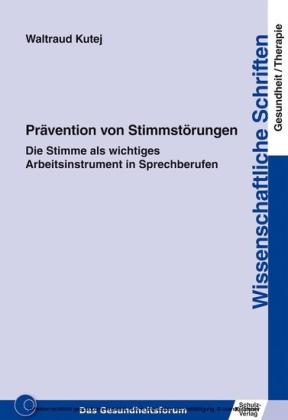 Prävention von Stimmstörungen