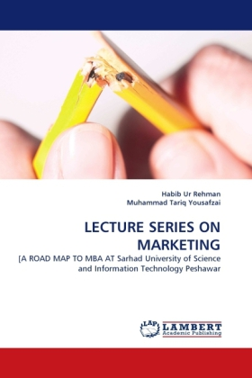 LECTURE SERIES ON MARKETING