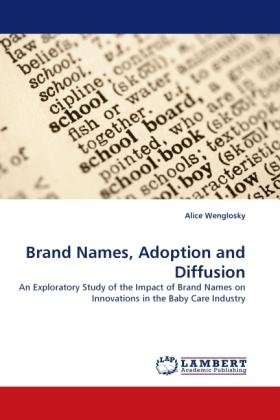 Brand Names, Adoption and Diffusion