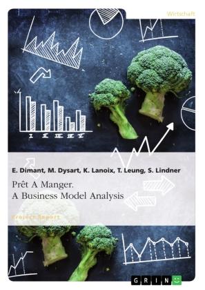 Prêt A Manger. A Business Model Analysis