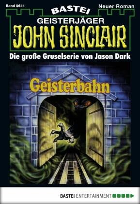 Geisterjäger John Sinclair - Geisterbahn