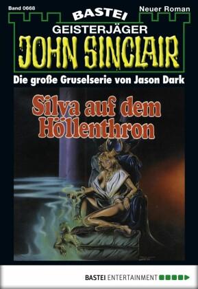 Geisterjäger John Sinclair - Silva auf dem Höllenthron